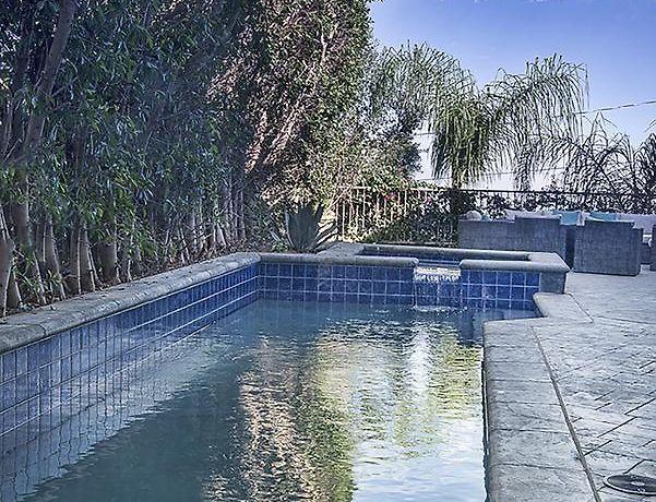 Villa Appian Way Los Angeles Ca